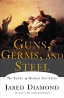 Guns, Germs and Steel book cover